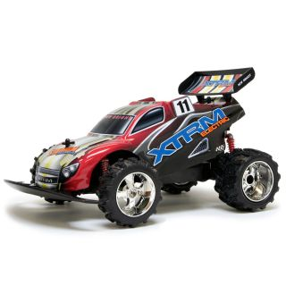 New Bright Remote Control Red XTRM Super Buggy