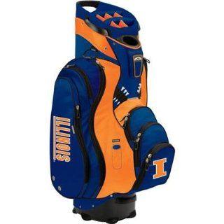 University of Illinois Illini C 130 Golf Cart Bag by Sun