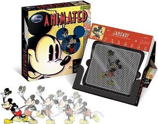 Disney Animated 2011 Day to Day Calendar