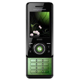 Sony Ericsson S500 Mystic Green Unlocked Cell Phone