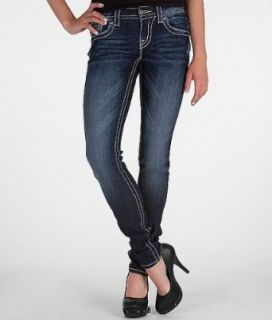 Miss Me Multi Skinny Stretch Jean DK 134 Clothing