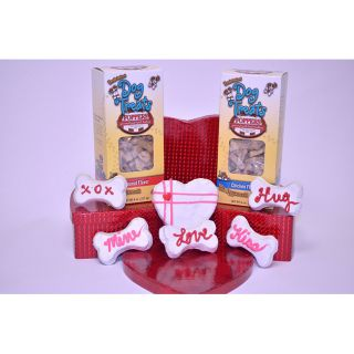 Foppers Gourmet Hugs and Kisses 150 Piece Valentine Gift Set