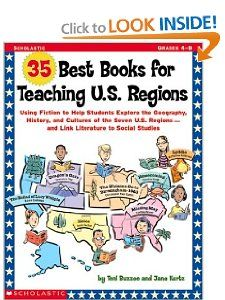 35 Best Books for Teaching U.S. Regions Using Fiction to Help