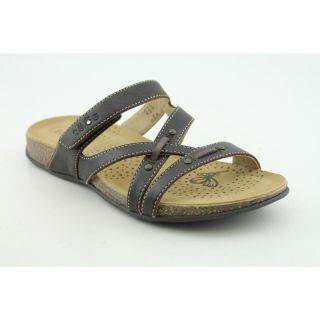 Taos Womens Chance Brown Sandals