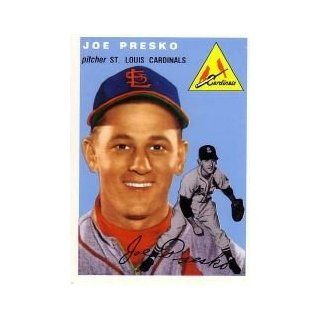 1994 Topps Archives 1954 #135 Joe Presko Collectibles