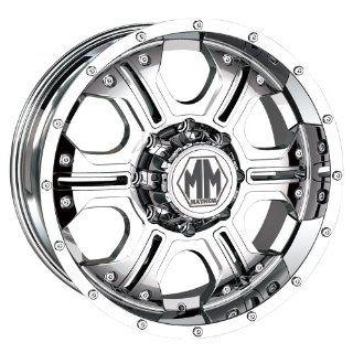 Mayhem Havoc 8020 Chrome Wheel (20x9/5x135mm)