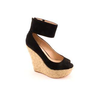 Steve Madden Womens Kardd Regular Suede Sandals