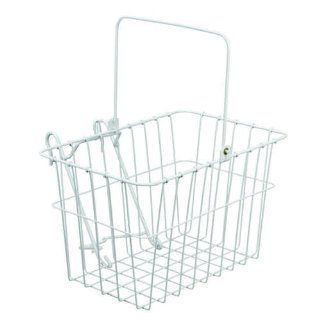 Wald 133 Front Bicycle Basket (14.5 x 9.5 x 9) Sports