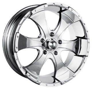 Ion Alloy 136 Chrome Wheel (20x9/6x139.7mm)    Automotive