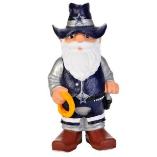 Dallas Cowboys 11 inch Thematic Garden Gnome