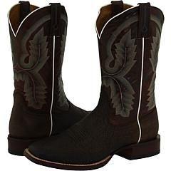 Ariat Latigo Mocha Bison/Dress Brown Boots