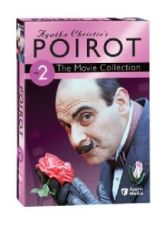 Poirot The Movie Collection Vol 2 (DVD) Today $33.20 5.0 (1 reviews