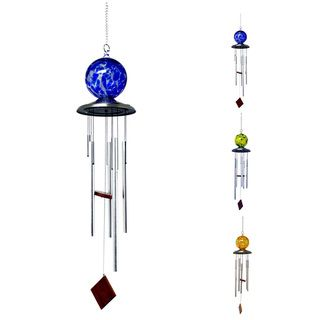 Stainless Steel Solar Light Wind Chime