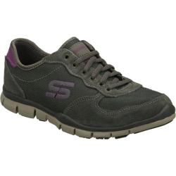 Womens Skechers Gratis Enough Said Gray