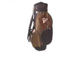 Looney Tunes Deluxe Golf Bag Taz Devil Sports & Outdoors