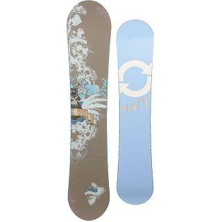 24/7 Womens 159 Fawn Free ride Directional Snowboard