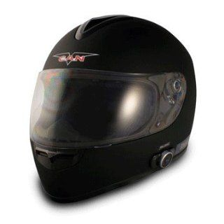 Vcan 136 Blinc built in Bluetooth® Gloss Black Full Face Motorcycle