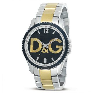 Dolce & Gabbana Womens Two tone Stainless Steel Watch