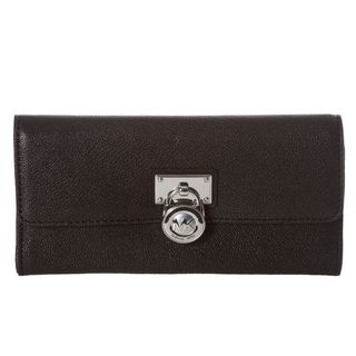 MICHAEL Michael Kors 32F1SHMF3L 001 Large Hamilton Flap Wallet