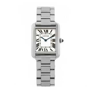 Cartier Womens Tank Solo Watch