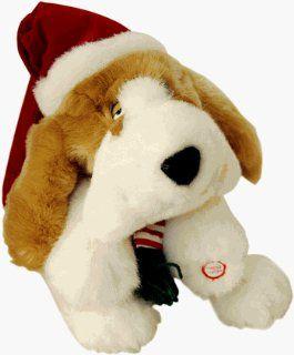 Animated Christmas Singing Toy Dog Toys & Games