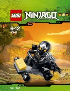 LEGO Ninjago 30087 Cole ZXs Car Toys & Games