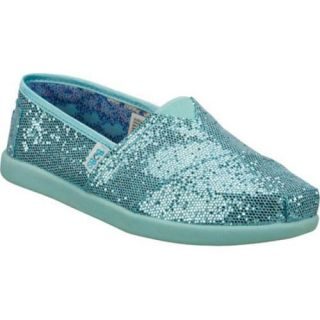 Girls Skechers BOBS World Blue/Blue