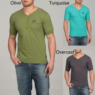 English Laundry Mens V neck Tee