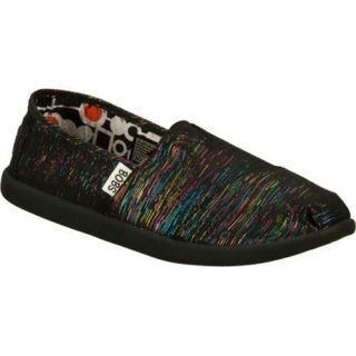 Womens Skechers BOBS World Black/Multi