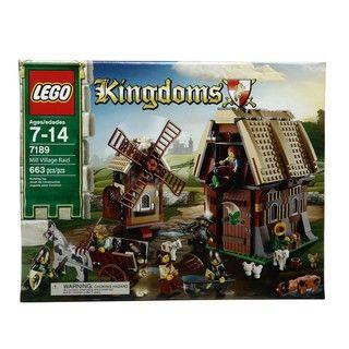 LEGO 4611551 Mill Village Raid Toy Set