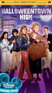 Halloweentown High [VHS]: Kimberly J. Brown, Judith Hoag
