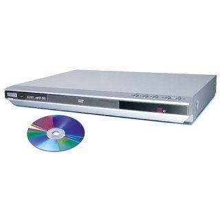 jWIN JD VD145 Super Slim DVD Player Electronics