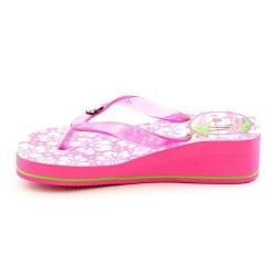 Hello Kitty Girls Hula Man Made Sandals
