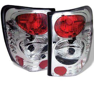 Jeep Grand Cherokee 99 00 01 02 03 04 Altezza Tail Lights + Hi Power