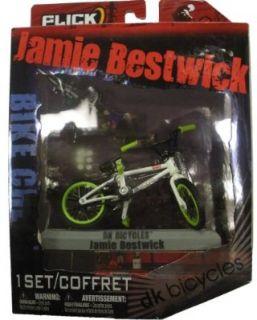 Flick Trix Bike Check Jamie Bestwick: Toys & Games