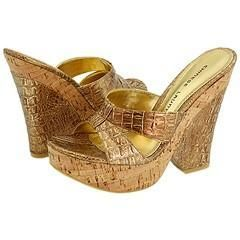 Chinese Laundry Okinawa Gold Sandals
