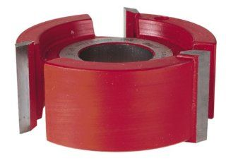 Freud UP148 3 Wing 1 1/2 Inch Straight Edge Shaper Cutter, 1 1/4 Bore