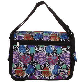 Skechers Zebra Heart Messenger Bag