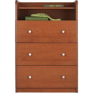Ameri Base Dresser with Three Drawers