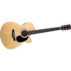 Fender FA135CE Concert Acoustic Electric Guitar Natural
