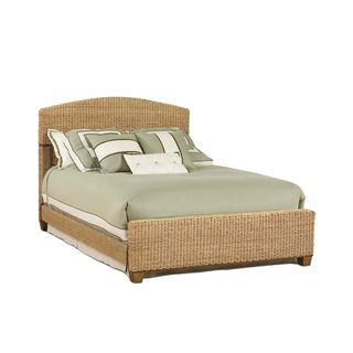 Home Styles Cabana Banana Honey Queen Bed