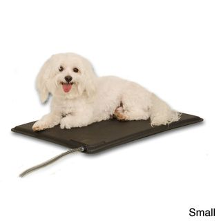 Mfg. Lectro Kennel Outdoor Heated Dog Pad w/ Cover