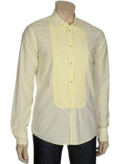 Maison Martin Margiela Mens Ruffled Dress Shirt Medium M
