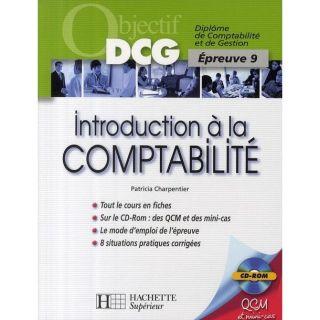 Introduction à la comptabilité ; DCG épreuve 9   Achat / Vente