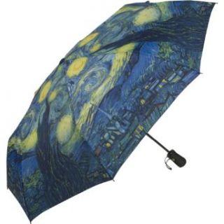 Galleria Starry Night Folding Umbrella (Starry Nights
