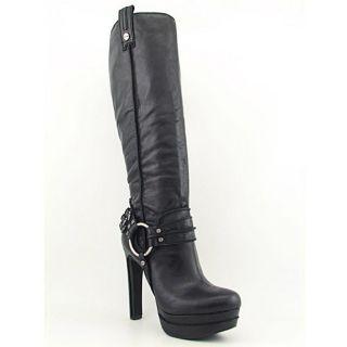 Jessica Simpson Womens Alisin Black Boots