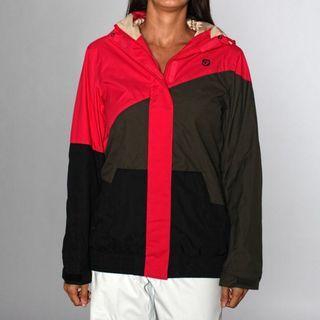 Rip Curl Womens Daisy Duke Bright Rose Ski Jacket