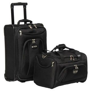 Delsey Helium Alliance 2 piece Lightweight Carry on Luggage Set