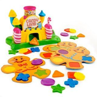 Candy Land Castle Game Party Supplies: Toys & Games