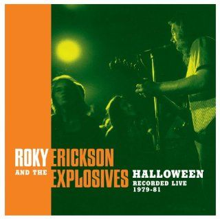 Halloween [Vinyl] Roky Erickson & the Explosives Music
